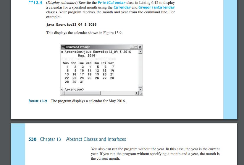 Solved: LISTING 6 12 1 Import Java util Scanner