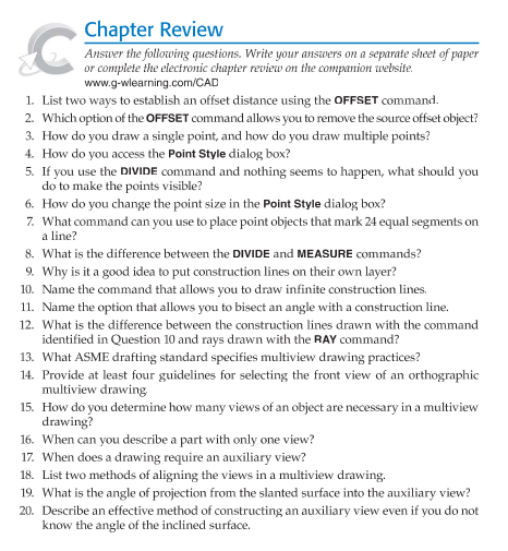review questions for chap 2 1 Chapter 2 - signals, signs and pavement markings pa driver's manual - 23 - chapter 2 review questions 1 when you see this sign, you must: a stop completely, check.