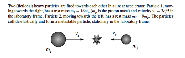 how to find velocity from 2 collision