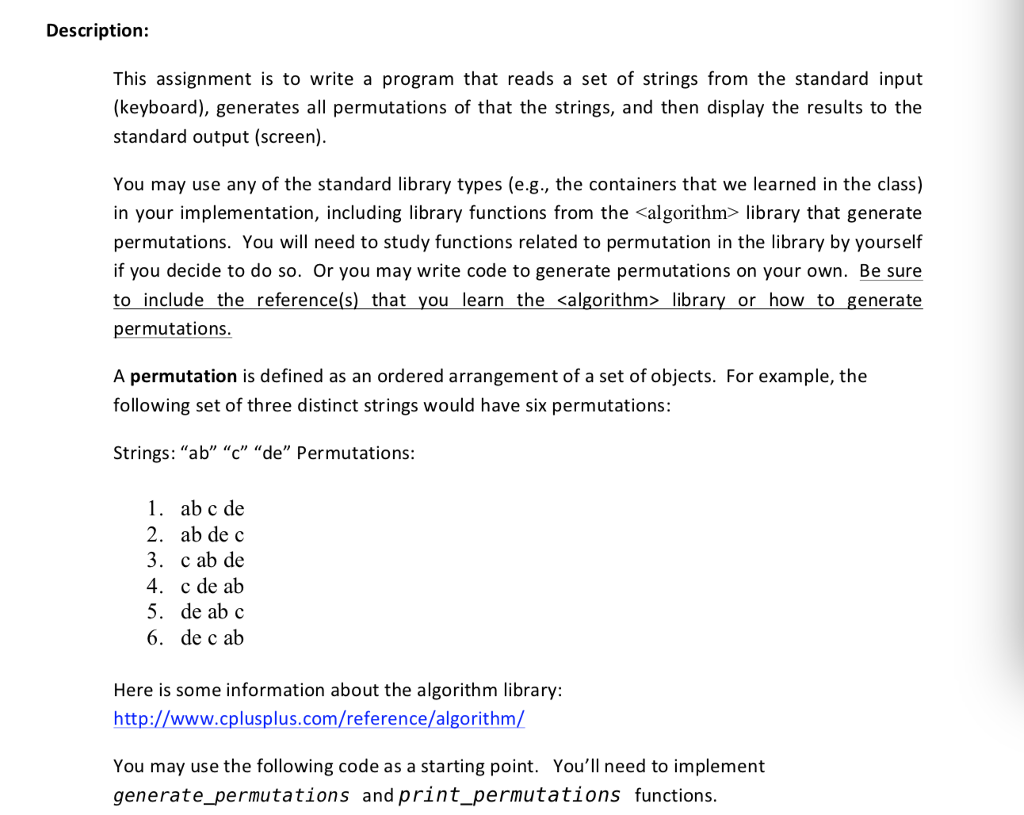 Solved: C++ Plz Read The Question Carefully, Use The Main