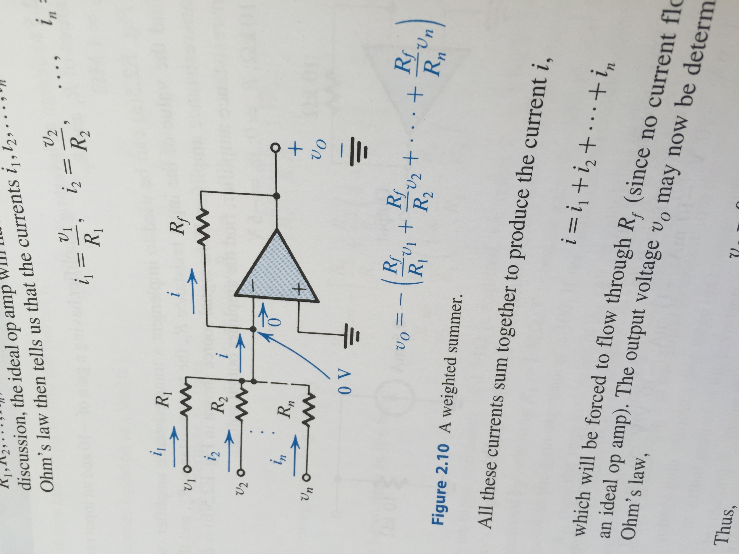 Using A Sheme From Figure 210 Design An Op Amp C