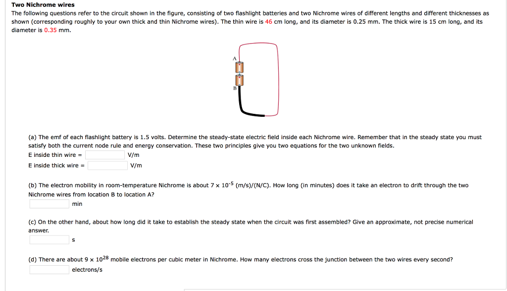 Solved: The Following Questions Refer To The Circuit Shown ...