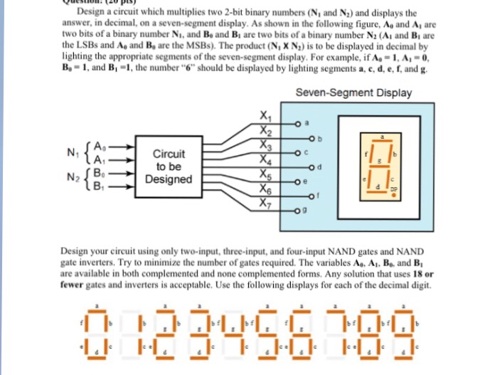 Electrical engineering archive november 24 2016 chegg design a circuit which multiplies two 2 bit binar fandeluxe Image collections