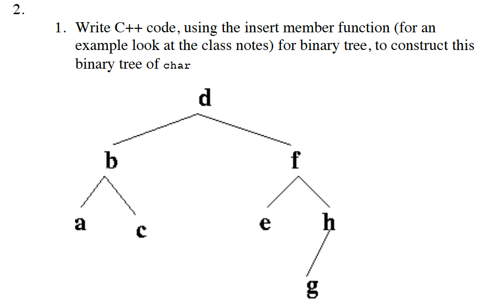 BINARY TREE NOTES - Find maximum (or minimum) in Binary Tree