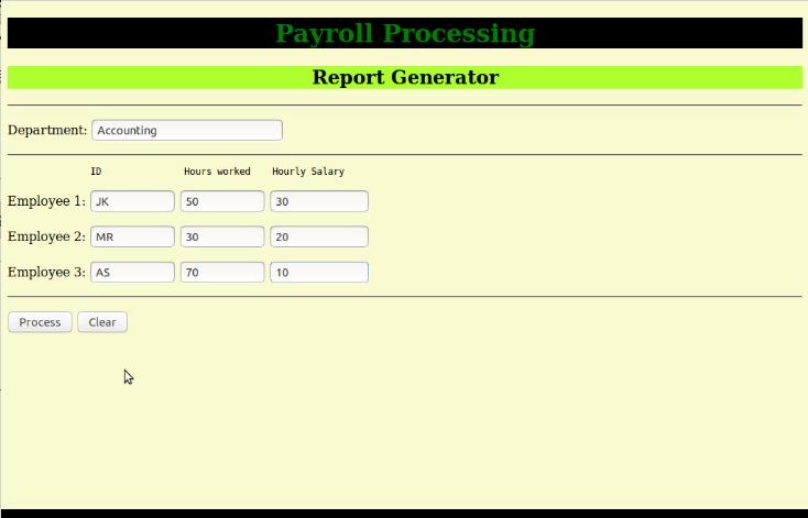 hourly payroll calculator