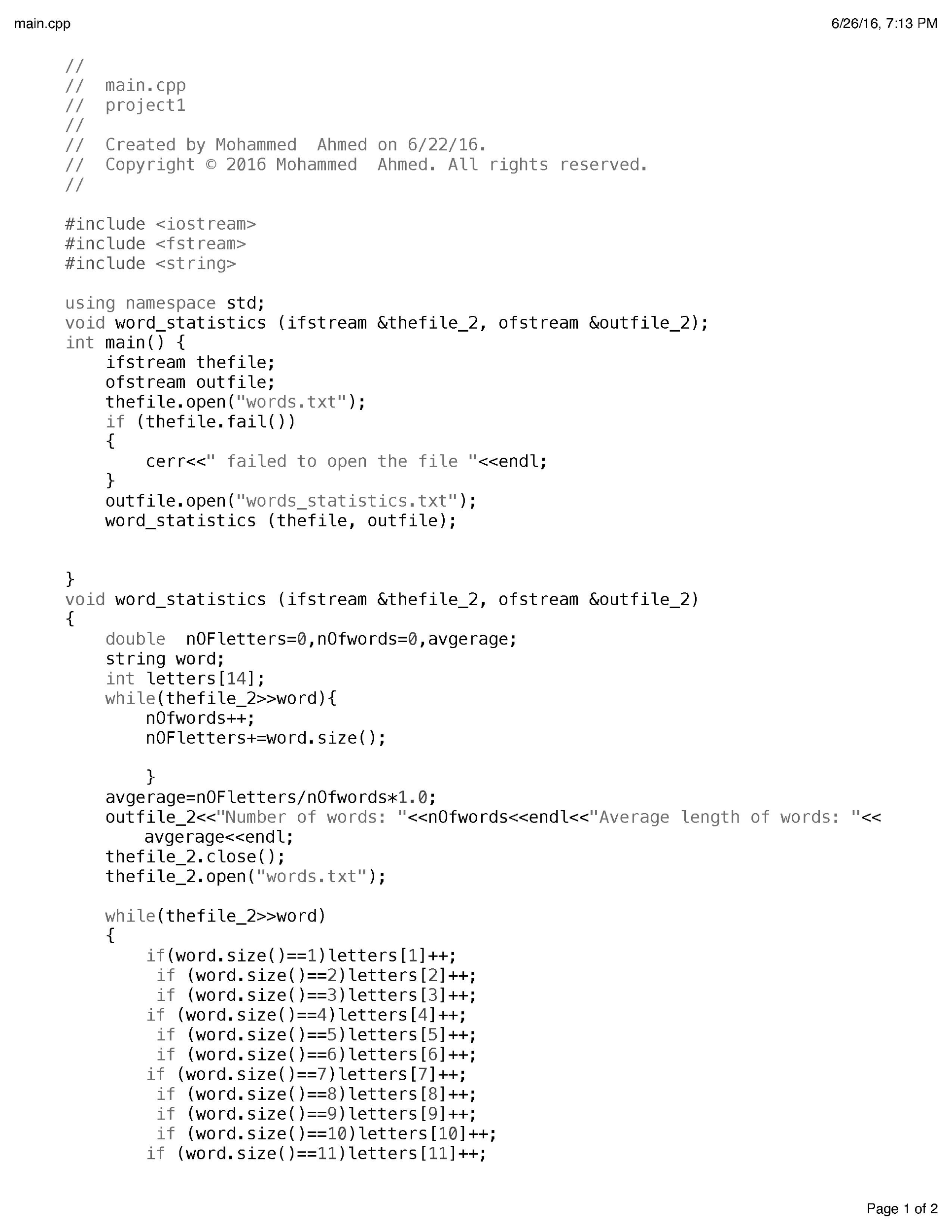 Solved I Got This Output Using The Program However Number