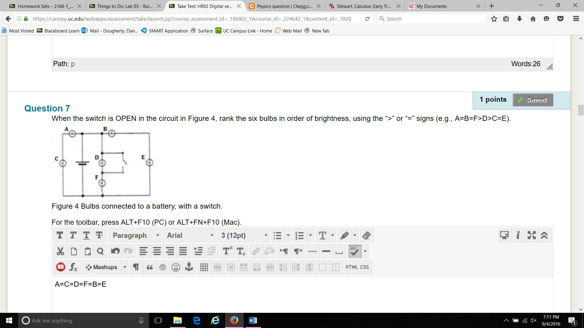 Physics homework help chegg