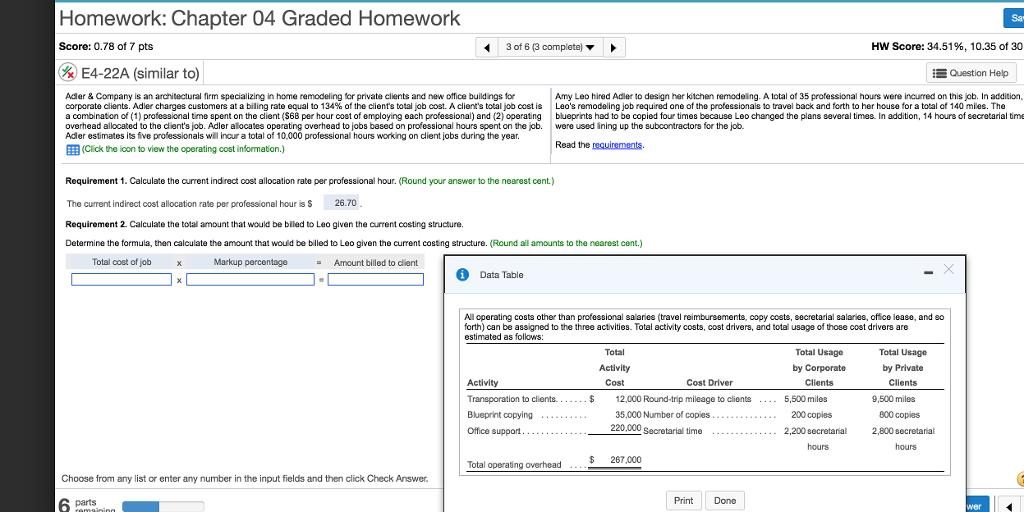 Homework chapter 04 graded homework sa score078 chegg homework chapter 04 graded homework sa score078 of 7 pts 3of603 complete malvernweather Gallery
