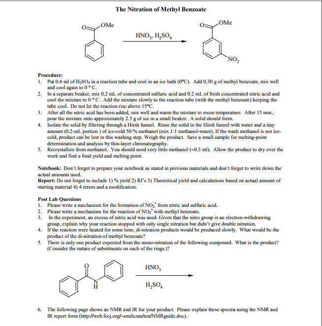 Solved: Put 0.6 Ml Of H_2SO_4 In A Reaction Tube And Cool