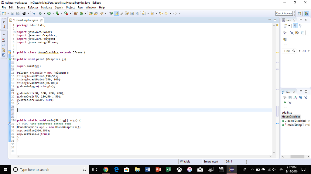 Solved Java I Need Help Finishing This Class I Need To