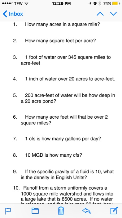 How Many Acres In A Square Mile 2