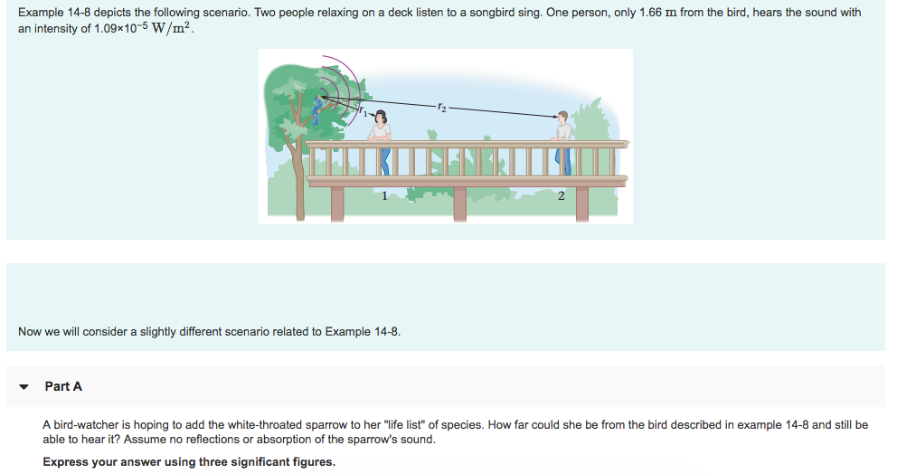 5856fb882a7751 Example 14-8 depicts the following scenario. Two people relaxing on a deck  listen