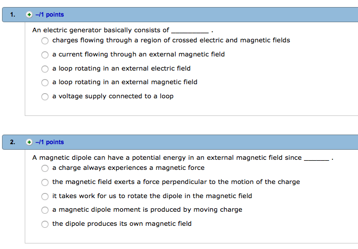 an electric field is basically