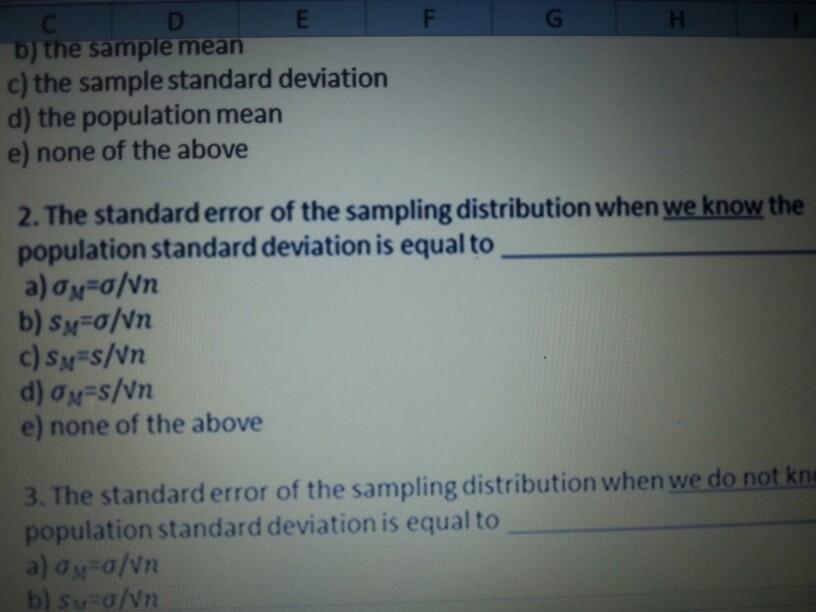 SampleStandardDeviationcom Official Site