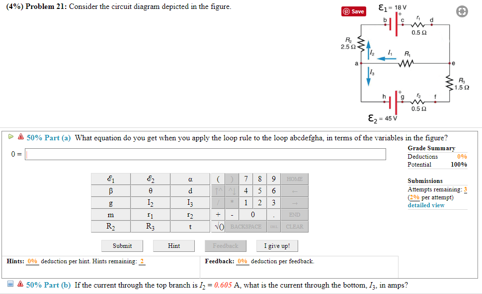 Tremendous Solved Consider The Circuit Diagram Depicted In The Figur Wiring Database Wedabyuccorg