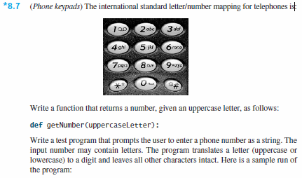 Programming Using Python Phone Keypads The Inte