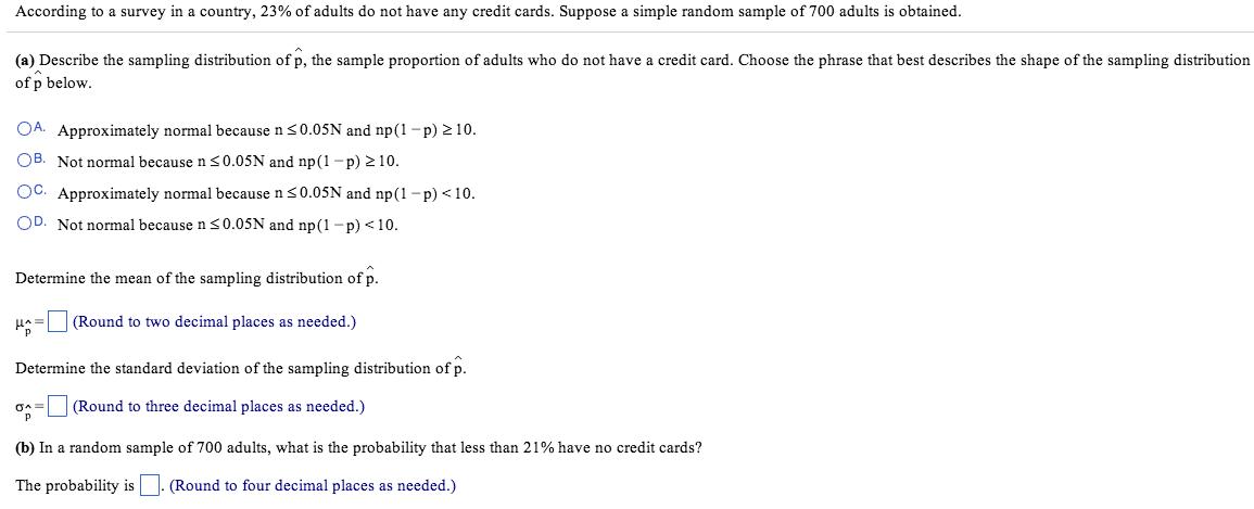 Statistics And Probability Archive | April 30, 2014 | Chegg.com