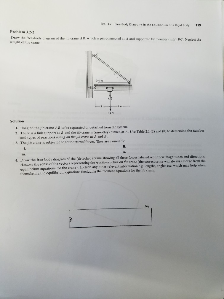 Solved Examples Based On Free Body Diagram I