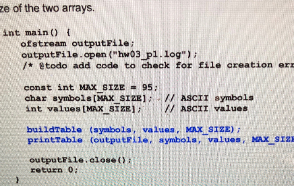 Solved Characters For The Ascii Codes Write A Program Tha