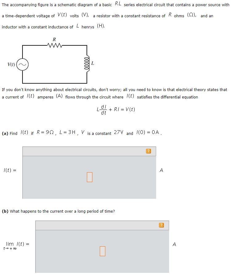 solved the accompanying figure is a schematic diagram of rh chegg com
