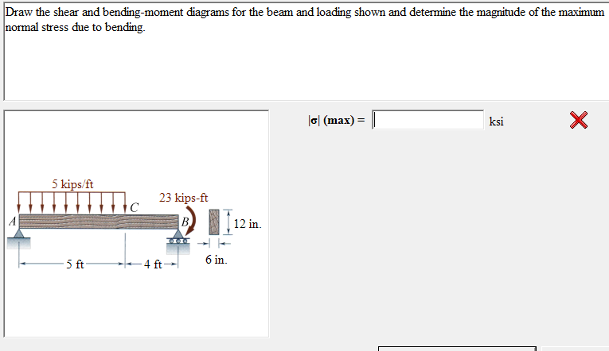 Solved Draw The Shear And Bending Moment Diagrams For Find Cheggcom