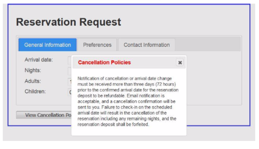Solved: JQuery: Modify A Reservation Application (see Scre