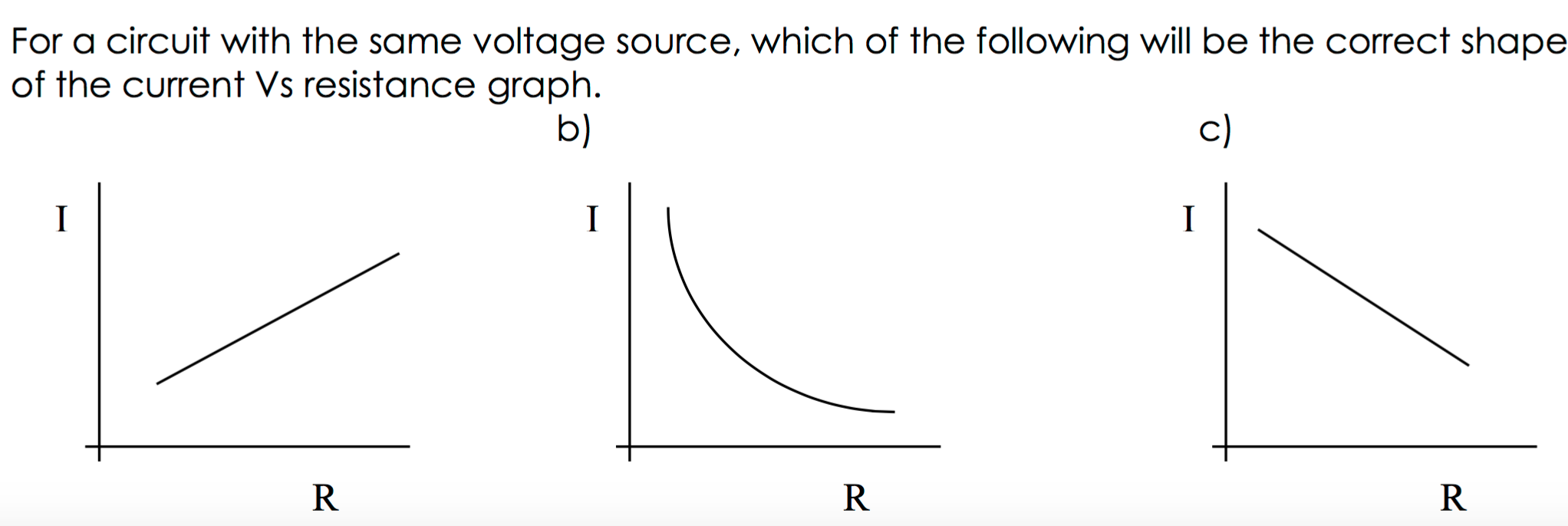 Solved: University Physics 2 Question: For A Circuit With ...