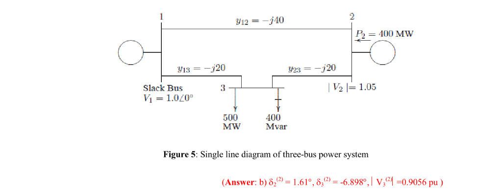 Simple line diagram wiring diagrams schematics solved figure 5 shows the single line diagram of a simple rh chegg com at see more show transcribed image text figure 5 shows the single line diagram of a ccuart Choice Image