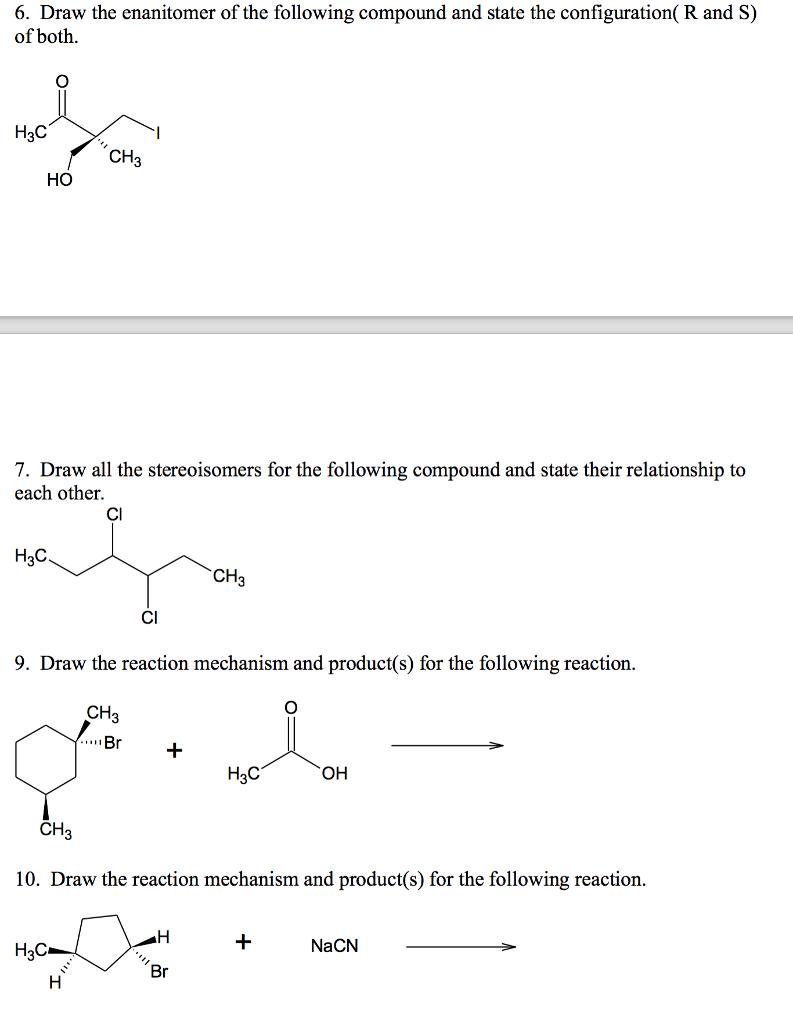 Solved: V Organic Chemistry Practice Test I Need Someone W