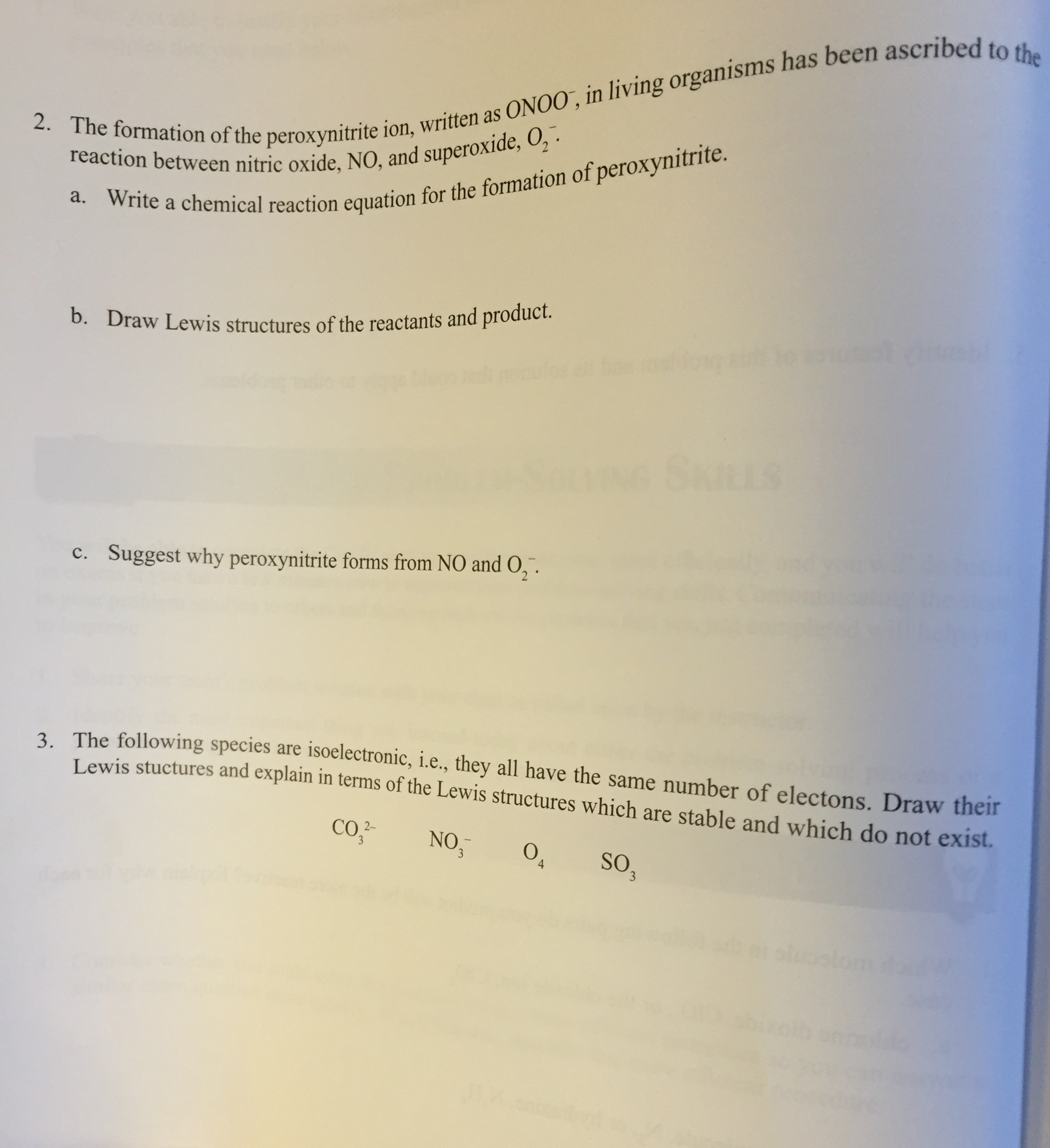 the rate of reaction between nitric essay Chemical kinetics 2 consider the decomposition of n2o5 to give no2 and o2: the reaction rate law expression relates the rate of a reaction to the reaction of nitric oxide with hydrogen at 1280 c is.