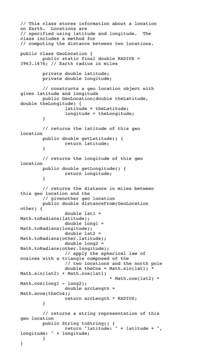 Solved: Java 2 Here Is The Code You Need: I Had To Post It