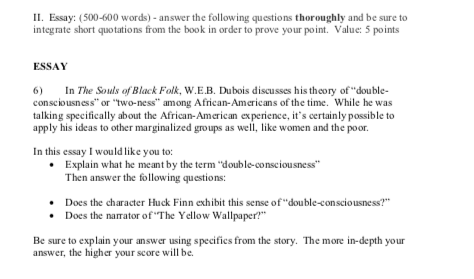 Essay: 500-600 words)-answer the following questions thoroughly and