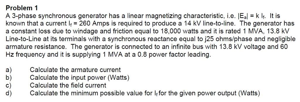 House watts calculator.