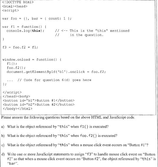 Solved: Html > Var Foo {}, Bar { Count: 1 }