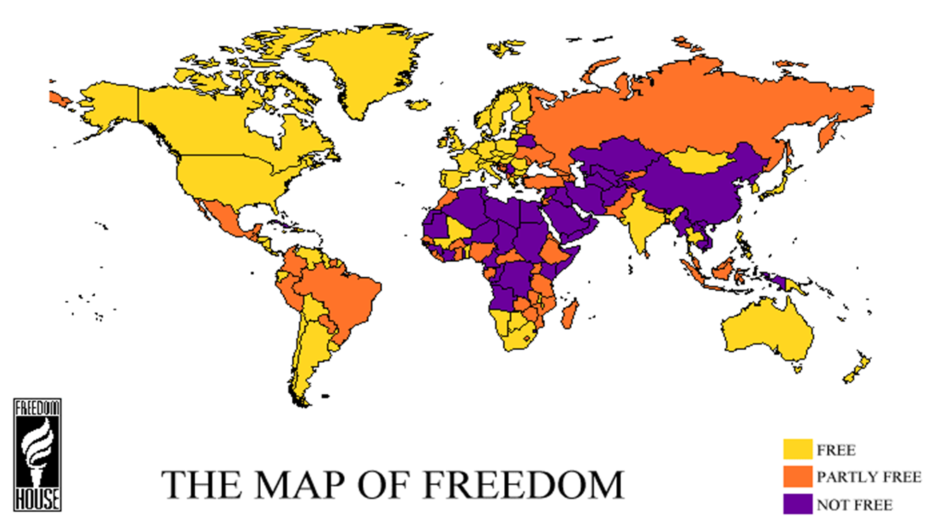 Solved Comment On Each Of The 4 Political Maps Of The Wor