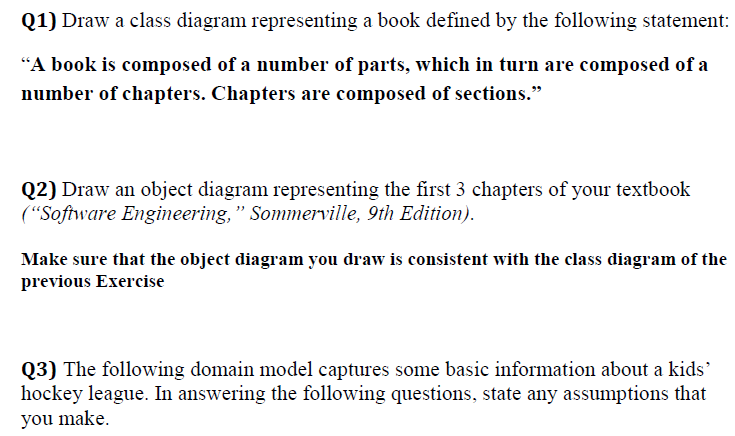 Solved draw a class diagram representing a book defined b draw a class diagram representing a book defined b ccuart Choice Image
