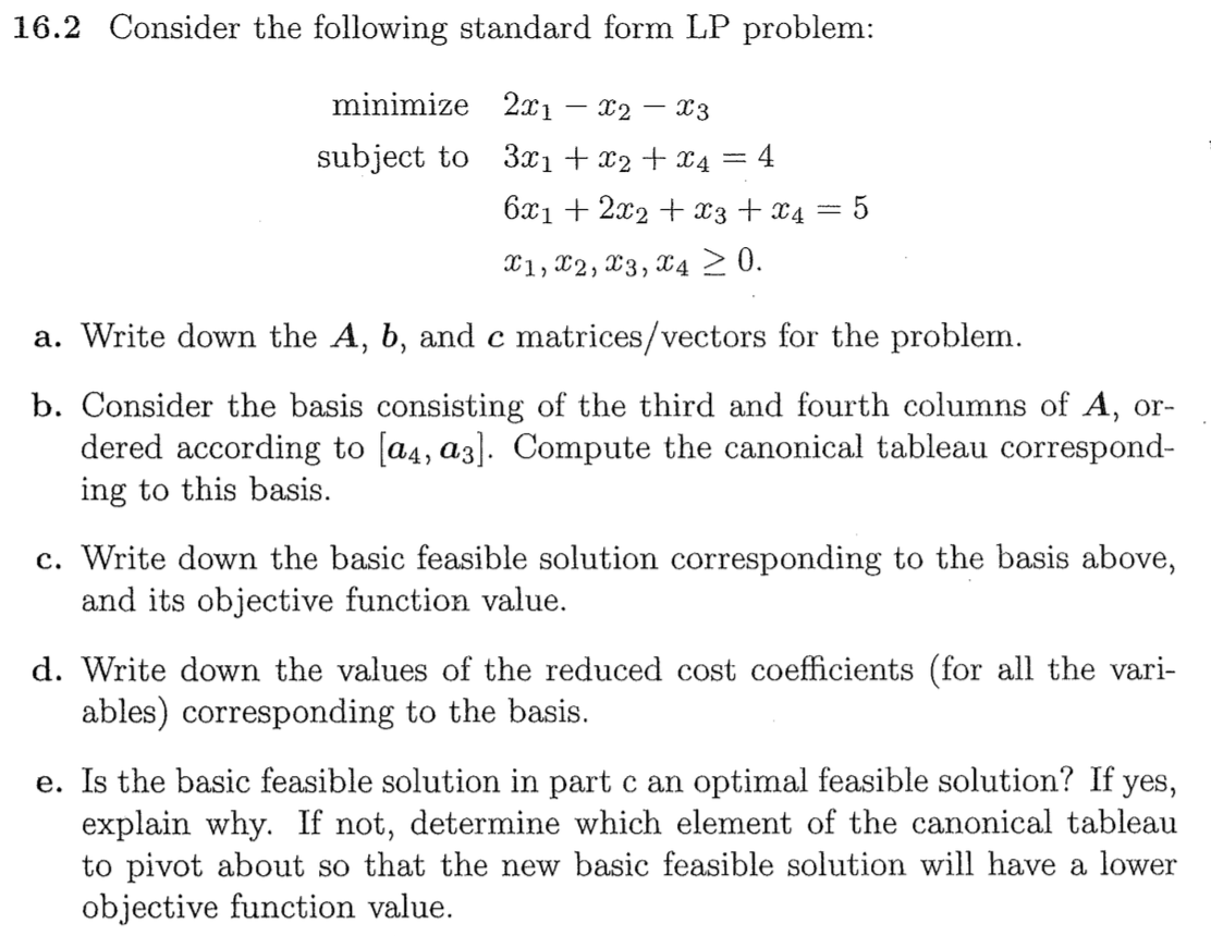 Statistics and probability archive august 02 2015 chegg image for 162 consider the following standard form lp problem minimize 2x1 x2 falaconquin