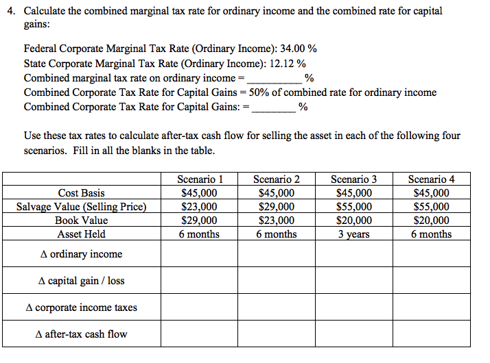 Marginal tax rate definition & example | investinganswers.