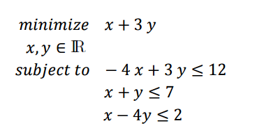 MATLAB Question: Use CPLEX To Solve The Following