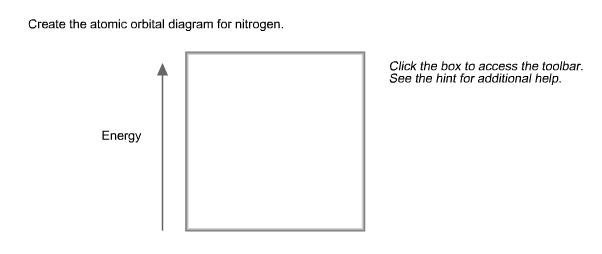 Solved create the atomic orbital diagram for nitrogen cl image for create the atomic orbital diagram for nitrogen click the box to access the ccuart Images