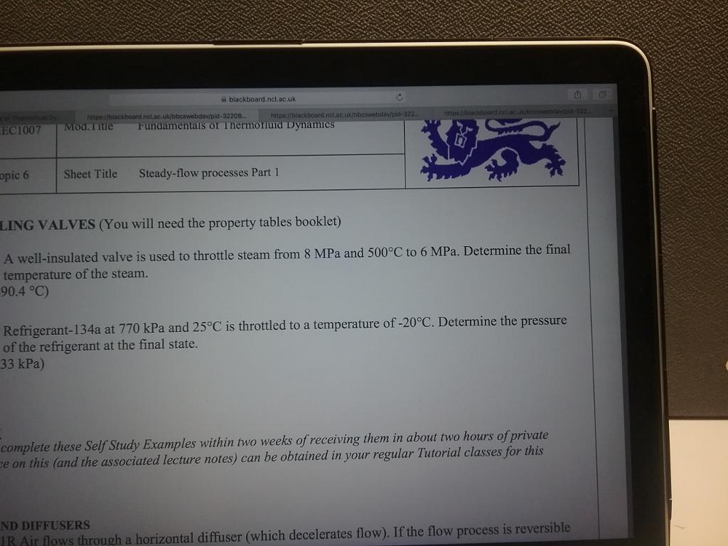 Solved: Blackboard ncl ac uk Https://blackboard net Authen
