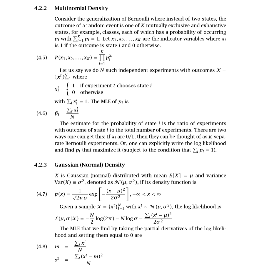 Consider The Generalization Of Bernoulli Where Instead Of Two States, The  Outcome Of A Random What Is The Range Rule To Calculate Standard  Deviations How