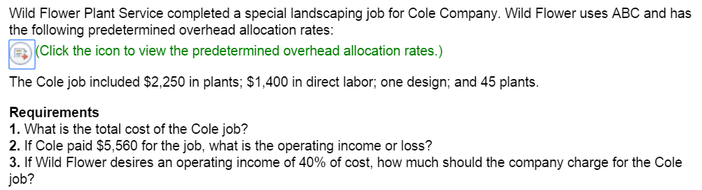 Cole Landscaping