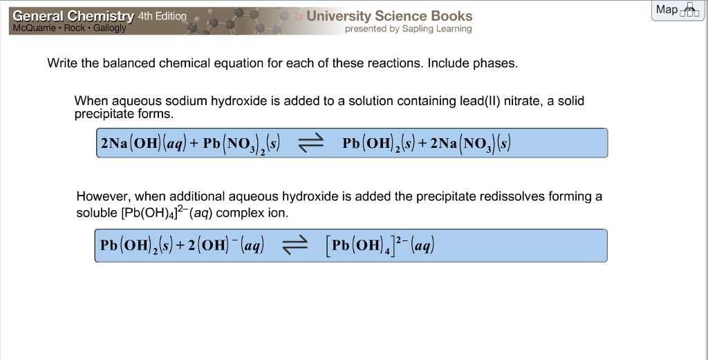 Solved: Write The Balanced Chemical Equation For Each Of T