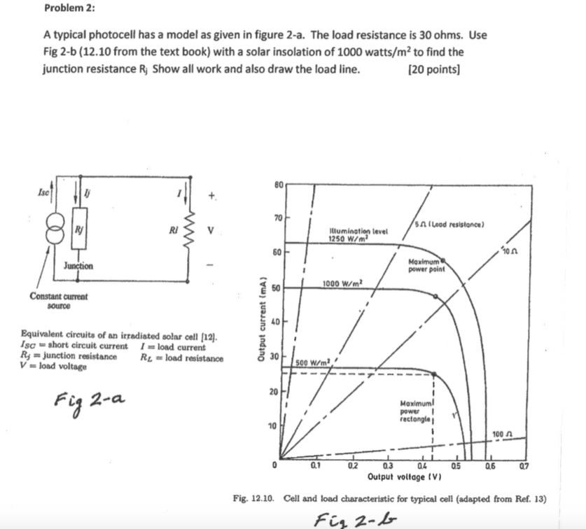 Solved problem 2 a typical photocell has a model as given problem 2 a typical photocell has a model as given in figure 2 a ccuart Images