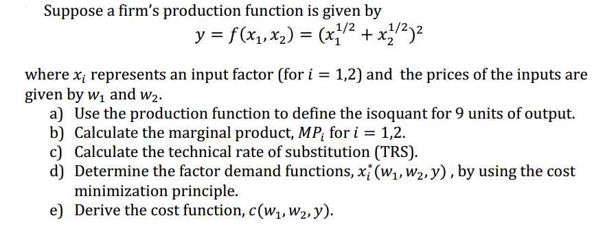 define product function