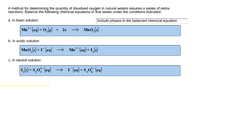 how to balance chemical equations in basic solutions