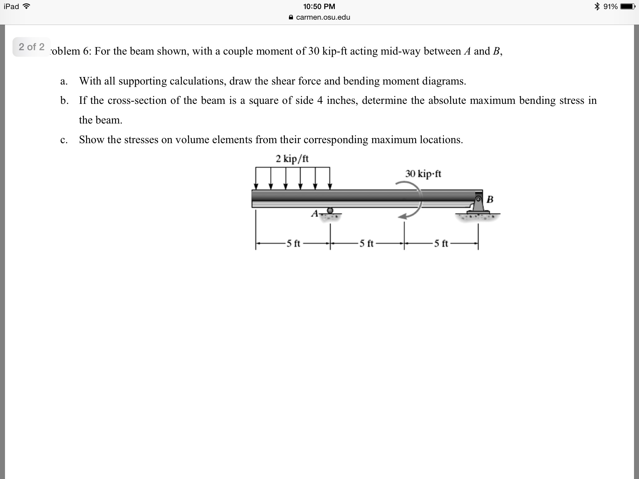 Shear And Bending Diagram Calculator Experience Of Wiring Stress Diagrams Site Rh 15 Geraldsorger De Moment With Hinge