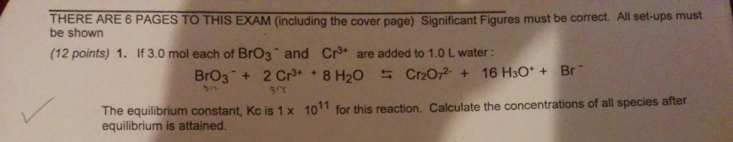Chemistry Archive | April 19, 2016 | Chegg.com