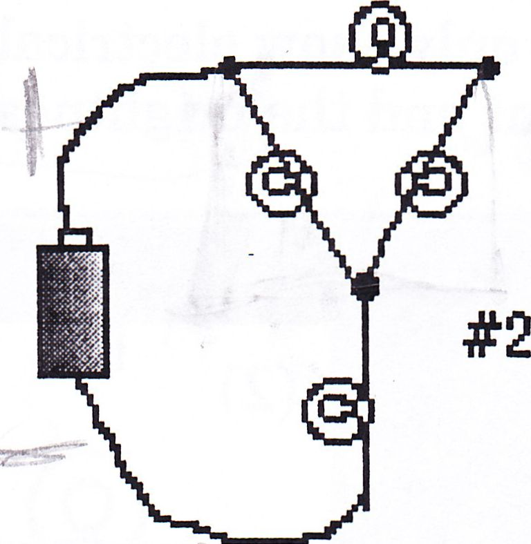 (b) which neat circuit diagram corresponds to messy circuit drawing #2?  explain the reasons for your answer  from all you nice cheggers #1 seems to  be